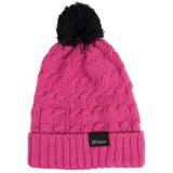 Chaos Cable-Knit Solid Hat (For Big Kids)