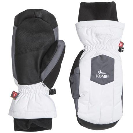 Kombi Omni Gore-Tex® PrimaLoft® Mittens - Waterproof, Insulated, Touchscreen Compatible (For Women)