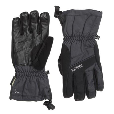 Kombi Exodus Gore-Tex® PrimaLoft® Gloves - Waterproof, Insulated (For Men)