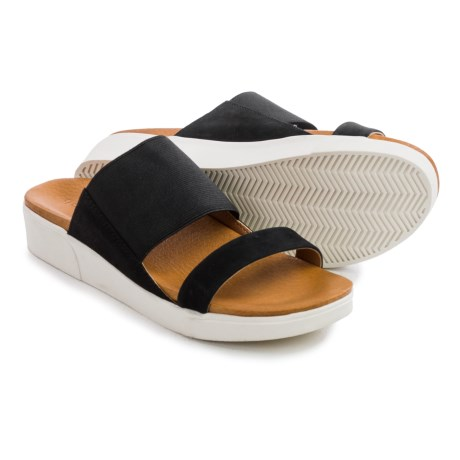 Gentle Souls Layton Double Band Sandals (For Women)