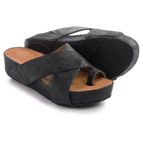 Gentle Souls Elton Sandals - Leather (For Women)