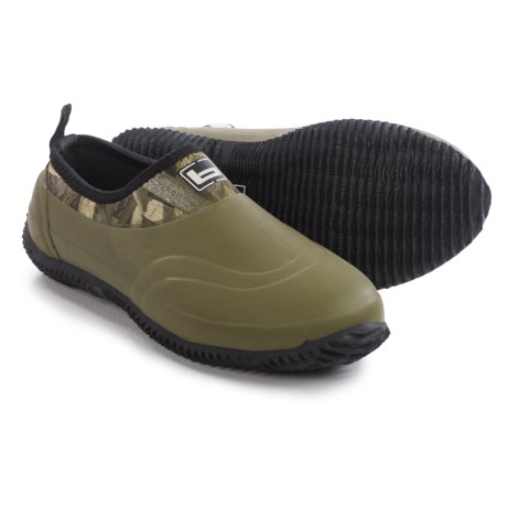 Banded Lodge Shoes - Waterproof (For Men)