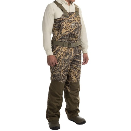 Banded RedZone Breathable Waders - Insulated, Bootfoot (For Men)