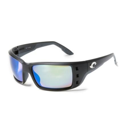 Costa Permit Sunglasses - Polarized 400G Glass Mirror Lenses