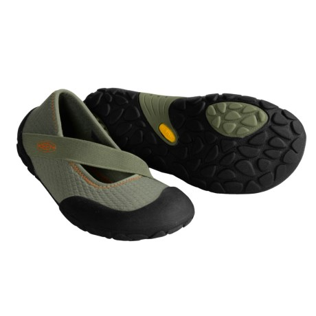 water shoe with style not comfort - Review of Keen Roatan Water ...