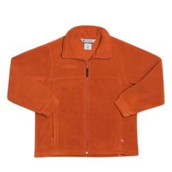 Columbia Sportswear Steens Mountain Jacket - Fleece (For Youth)