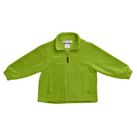 Columbia Sportswear Steens Mountain Jacket - Fleece (For Kids)