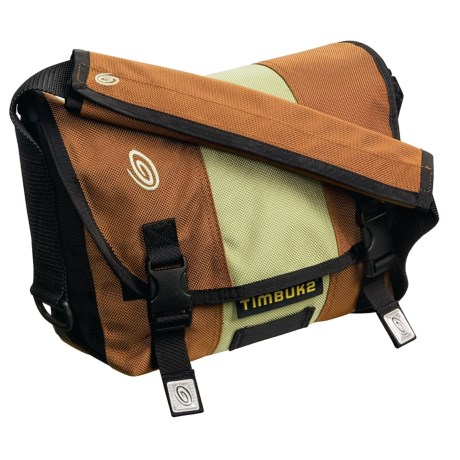 Timbuk2 Classic Messenger Bag - Ballistic Nylon, X-Small