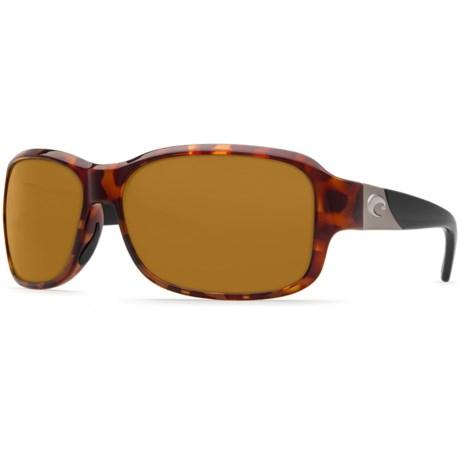 Costa Inlet Sunglasses - Polarized 580P Lenses (For Women)