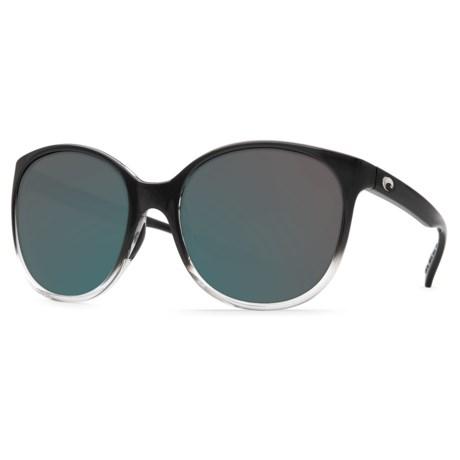 Costa Goby Sunglasses - Polarized 580P Lenses (For Women)