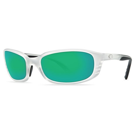 Costa Brine Sunglasses - Polarized 400G Glass Mirror Lenses