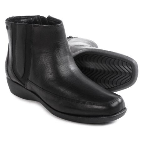 Hush Puppies Sharla Carlisle Ankle Boots - Leather (For Women)