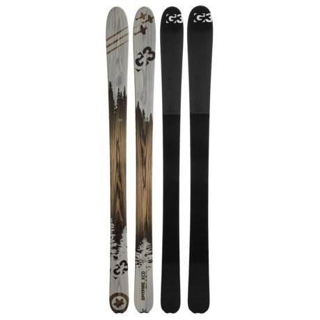 G3 Spitfire 88 XCD Alpine Skis