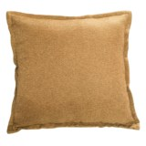 """Couture by Commonwealth Jute-Textured Throw Pillow - 20x20"""""""