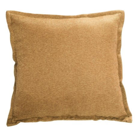 Couture by Commonwealth Jute-Textured Throw Pillow - 20x20""