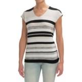 Philosophy Stretch Rayon Drape Shirt - Sleeveless (For Women)