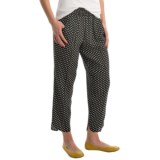 Philosophy Republic Clothing Philosophy Print Ankle Pants (For Women)