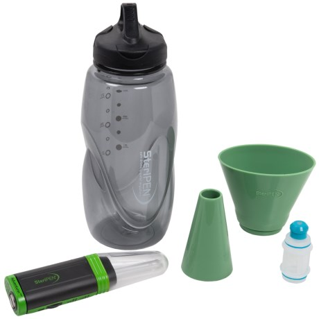 SteriPEN Adventurer Opti Water Purifier Kit
