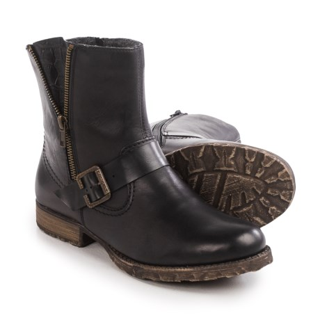 Rieker Luana 63 Leather Boots (For Women)