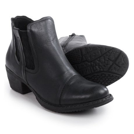Rieker Bernadette 80 Ankle Boots - Vegan Leather (For Women)