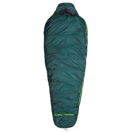Big Agnes 0°F Benchmark Sleeping Bag - Mummy
