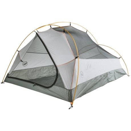 Big Agnes Triangle Mountain UL 3 Tent with Footprint - 3-Person, 3-Season