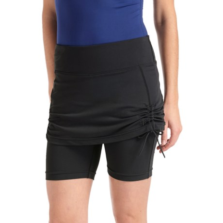 Coolibar Skirted Swim Shorts - UPF 50+ (For Women)