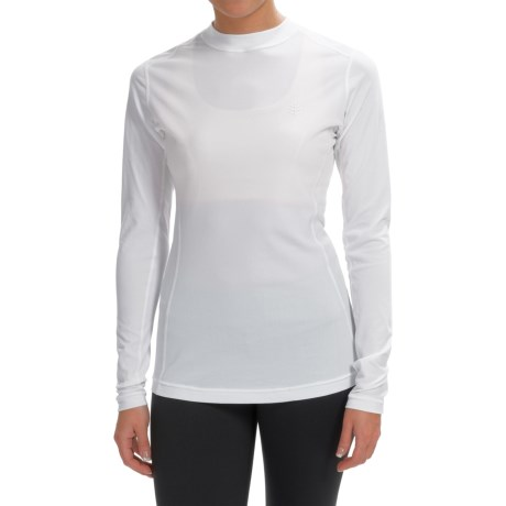 Coolibar Rash Guard Shirt - UPF 50+, Long Sleeve (For Women)