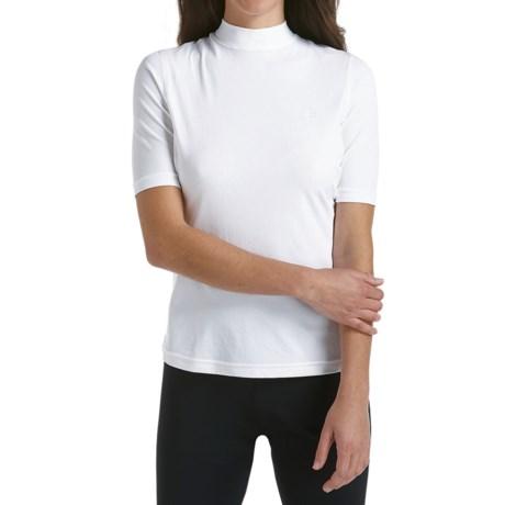 Coolibar Rash Guard T-Shirt - UPF 50+, Short Sleeve (For Women)