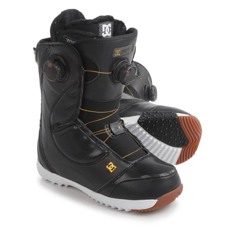 DC Shoes Mora BOA® Snowboard Boots (For Women)