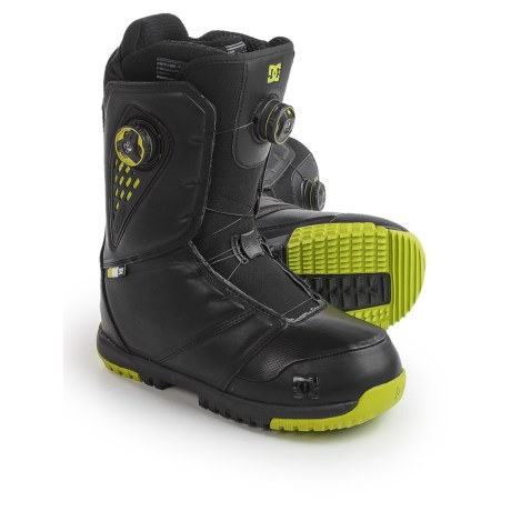 DC Shoes Judge BOA® Snowboard Boots (For Men)