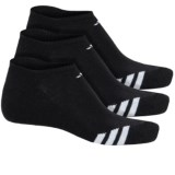 adidas ClimaLite® Cushioned Athletic Socks - 3-Pack, Below the Ankle (For Men)