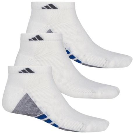 adidas ClimaCool® Superlite Low-Cut Socks - 3-Pack, Ankle (For Men)