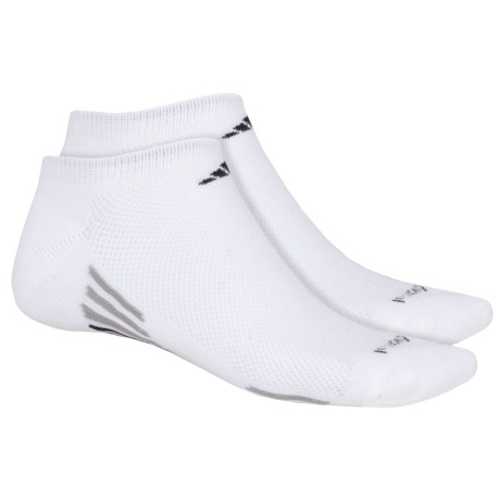 adidas ClimaCool® X II No-Show Socks - 2-Pack, Below the Ankle (For Men)