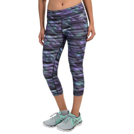 Spalding Circuit Cloud Capris (For Women)
