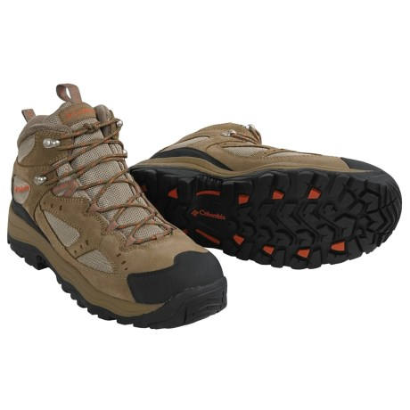 Columbia Sportswear  Coremic Ridge Mid Boots (For Men)