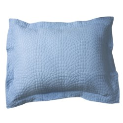 Company C Cobblestone Cotton Pillow Sham - Single