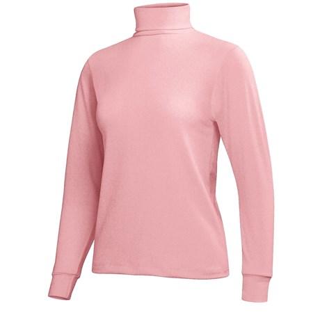 Wickers Long Underwear Turtleneck - Midweight, Comfortrel® (For Women)