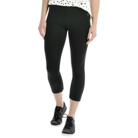 Core Andrea Jovine Stretch Capris (For Women)
