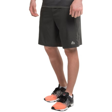 RBX Woven Stretch Perforated Shorts (For Men)