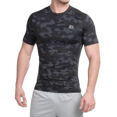 RBX Camo Compression T-Shirt - Short Sleeve (For Men)