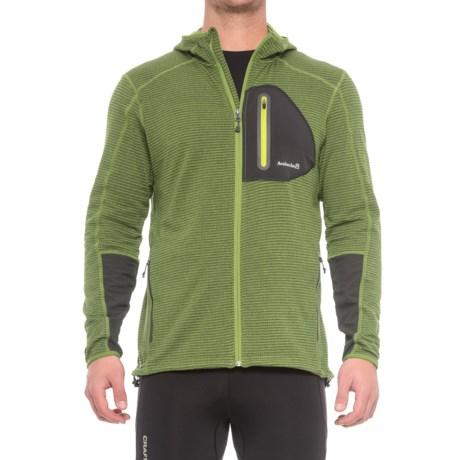 Avalanche Ledge Hooded Fleece Jacket (For Men)