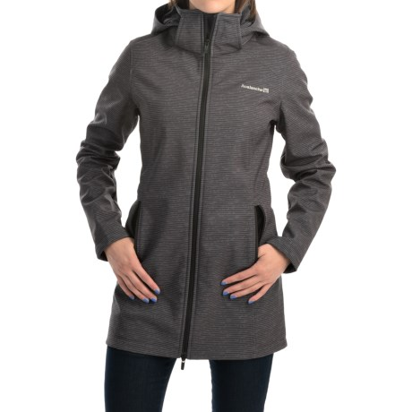 Avalanche Aubrey Hooded Coat (For Women)