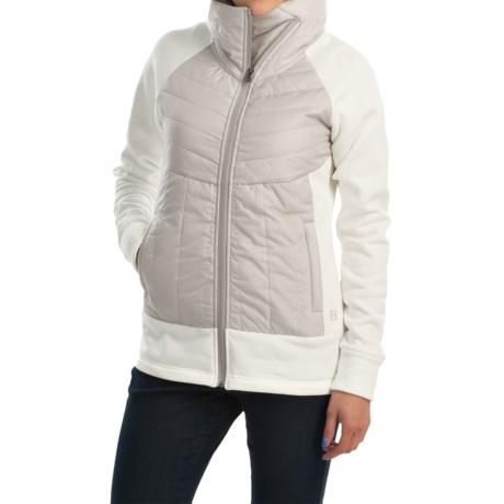 Avalanche Wear Terra Hybrid Jacket (For Women)