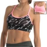 Penn Tennis Strappy Reversible Sports Bra - Low Impact, Racerback (For Women)