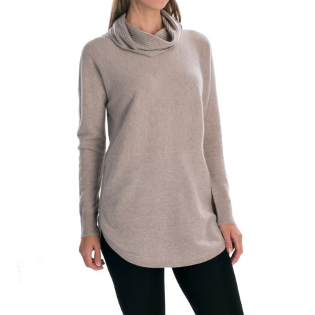 Philosophy Cashmere Sweater - Cowl Neck (For Women)