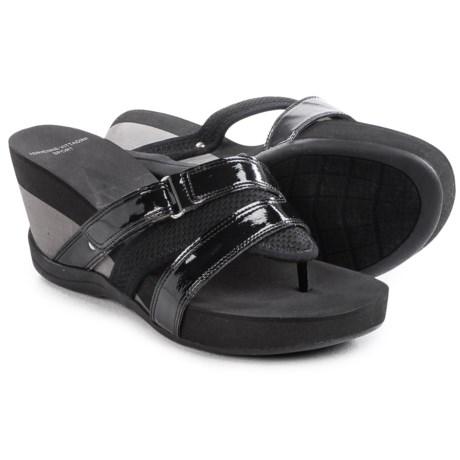 Adrienne Vittadini Sport Damir Wedge Sandals (For Women)