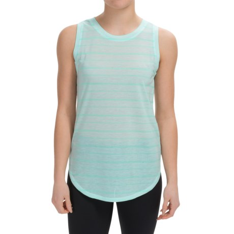 90 Degree by Reflex Relaxed Fit Muscle T-Shirt - Sleeveless (For Women)