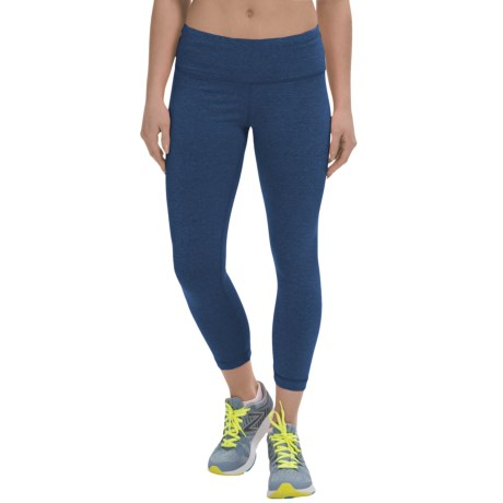 90 Degree by Reflex Bright Caution Capris (For Women)