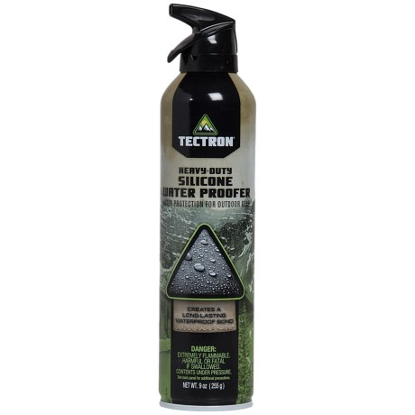 Tectron Heavy-Duty Silicone Water Proofer - 9 oz.
